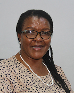 Ms M. Rangaka