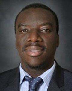 Mr Livhuwani Ngwekhulu