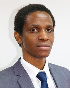 Dr Simphiwe Ngqangweni